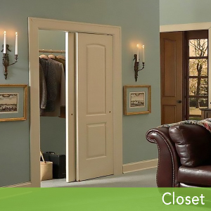 Closet Doors, Mirror Doors and Sliding Glass Doors at HomeStory