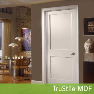 MDF TruStile Doors, HomeStory