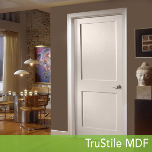 Great MDF TruStile Doors, HomeStory