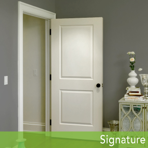 Signature Doors & Our Interior Glass - Authentic Wood Doors at HomeStory HomeStory