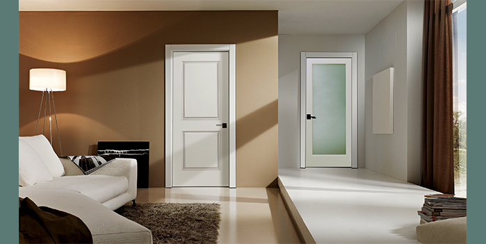 Modern Space With New Doors, HomeStory Doors Chicago