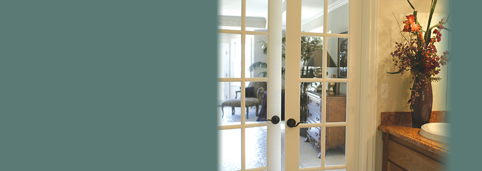 French Glass Interior Door Replacement Seattle