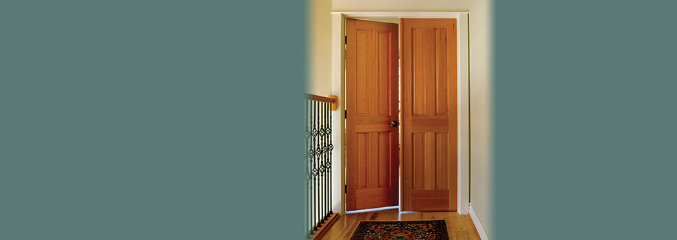 Authentic Wood Interior Doors Salt Lake City